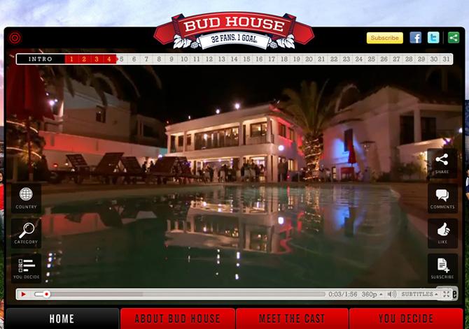 Budweiser - Bud House - Mike Hambleton