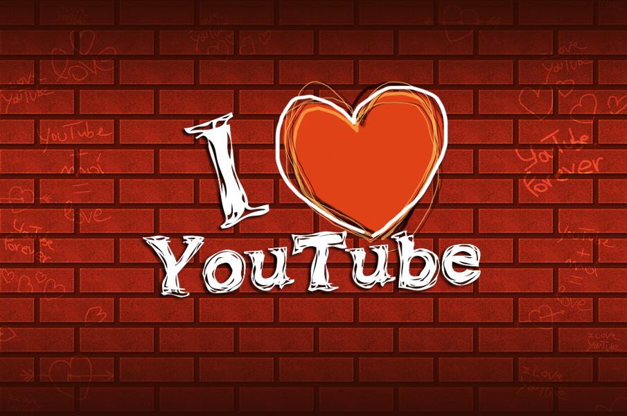 I love YouTube - Sylvain Mesnard / AD + graphic designer + ...