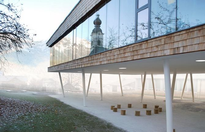 1019 2011.09.23 KIGA%20KINDERKRIPPE%20Haus%20im%20Ennstal BlickRichtungZentrum9 Kindergarten Kinderkrippe by Kreiner Architektur on thisispaper.com