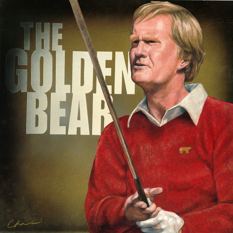 Image result for golden bear jack