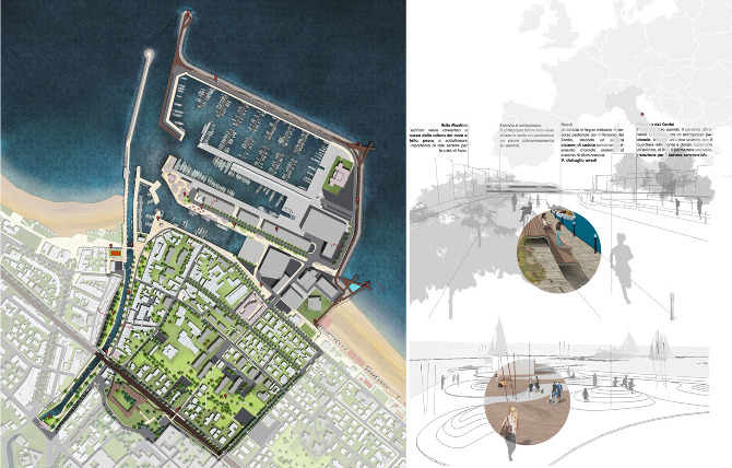 Architettura del paesaggio torino idea del concetto di for Software di progettazione di architettura domestica